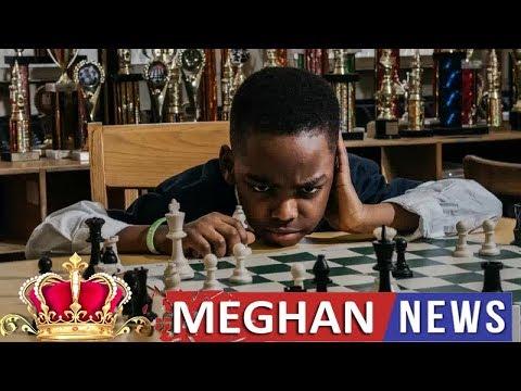 Meghan Royals Es –  Este campeón de ajedrez de ocho años te hará sonreír