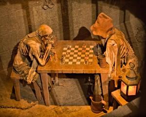 Increíbles historias de ajedrez