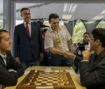 Grand Slam de ajedrez Bilbao y Sao Paulo 2012 Anand Vallejo