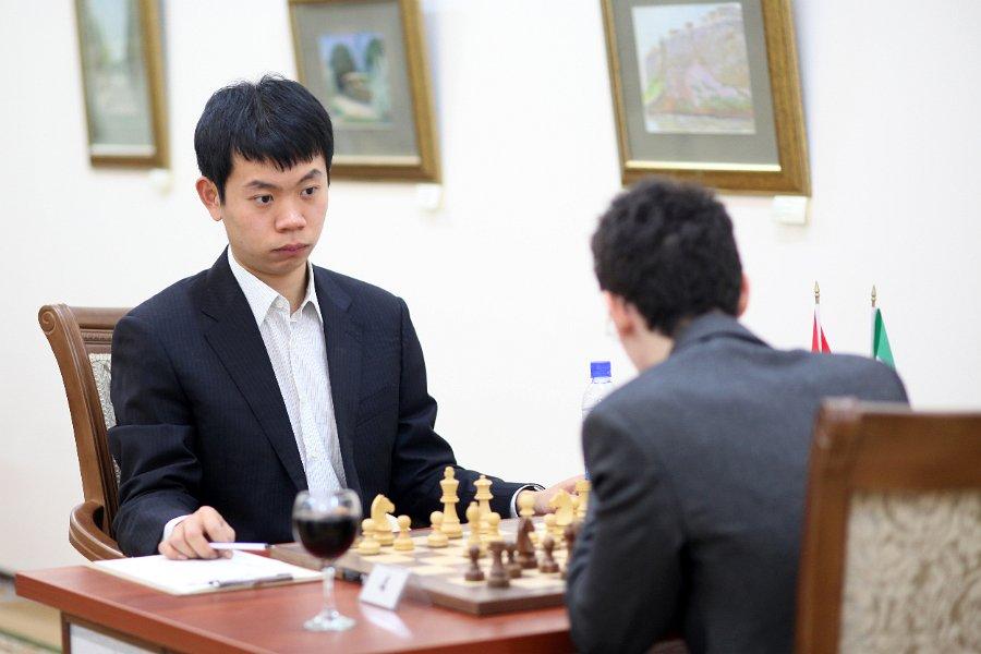 Wang, Hao gana a Fabiano caruana
