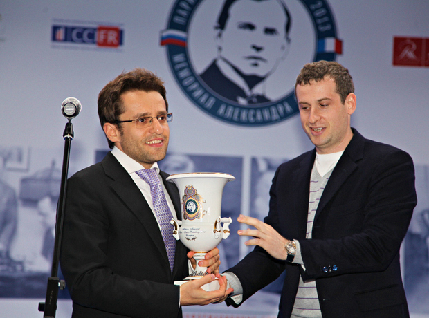 ARONIAN Campeon Memorial Alekhine 2013