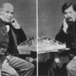 Stories chess the first international tournament