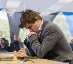 Carlsen ronda 3 chess masters bilbao 2012