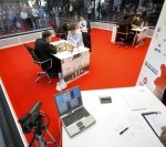 Chess Masters Final Bilbao 2012 septima ronda