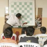 El monitoreo sobre el aprendizaje del ajedrez