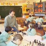 En Canarias el Ajedrez ya es parte de la enseñanza obligatoria