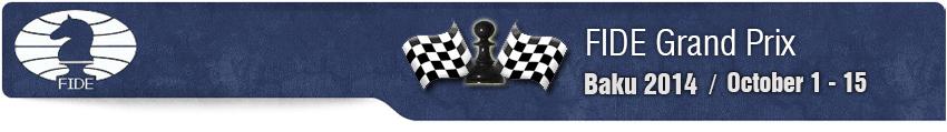 FIDE Grand Prix Baku 2014