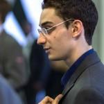 Fabiano Caruana ronda 2 Chess masters Bilbao - Sao Paulo 2012
