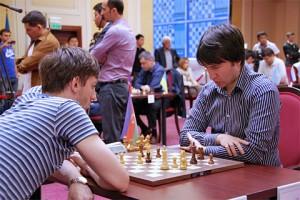 Grischuk-Radjabov Campeonato mundial de Blitz 2012