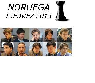 Super Torneo de Noruega Ajedrez 2013