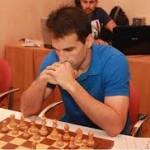 Julen Arizmendi Campeon de España de ajedrez 2012