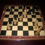 La ventaja en el ajedrez
