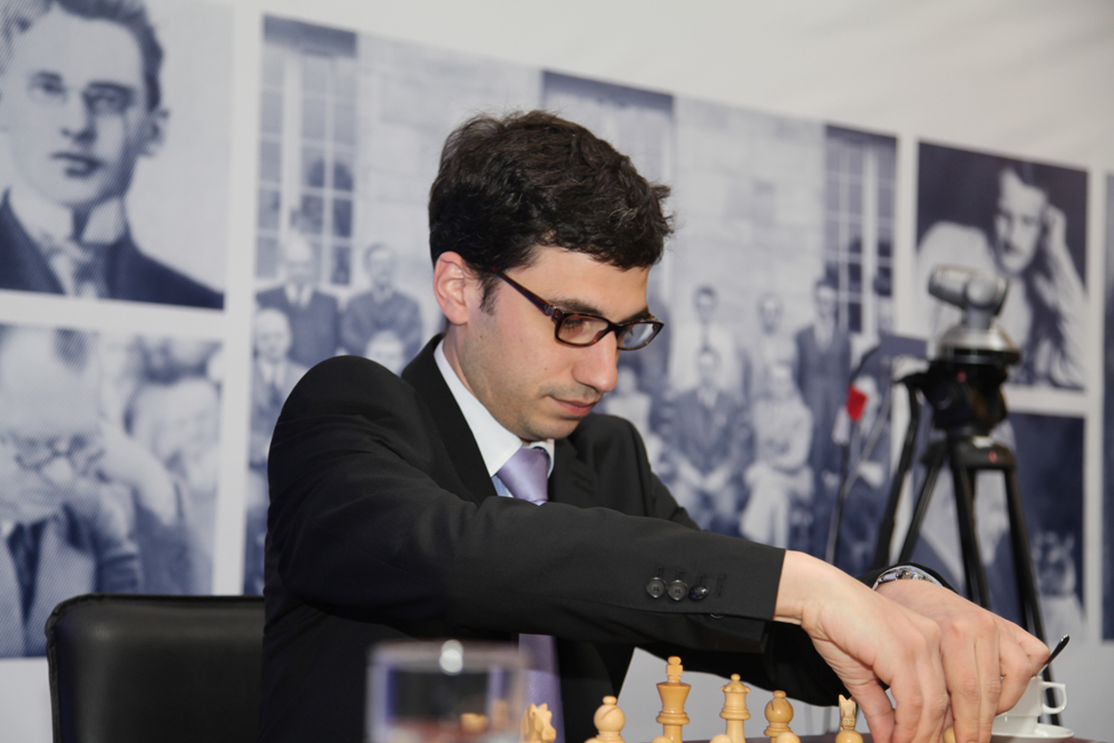 Memorial Alekhine 2013 VACHIER