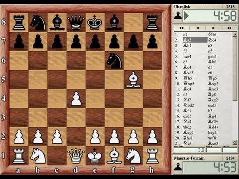 AJEDREZ Fermin Gonzalez – Clases de ajedrez online