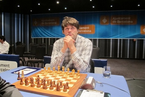 Ajedrez magistral Barcelona 2012 – Casino Barcelona chess 2012