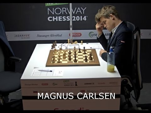 Ajedrez – Torneo de Noruega 2014