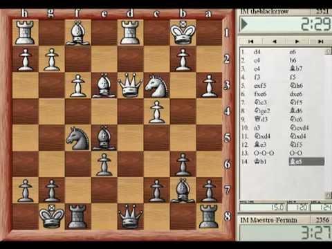 Aprender ajedrez con Maestros en lnea