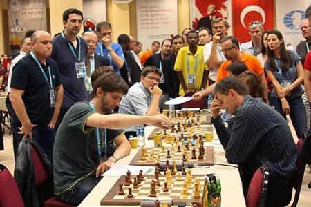 Armenia gana la Olimpiada ajedrez 2012 Partidas ronda 11 de Turquía