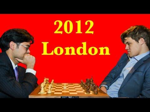 Aronian vs Magnus Carlsen bilbao 2012