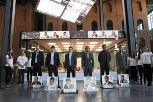 bilbao chess masters 2012 los 6 jugadores