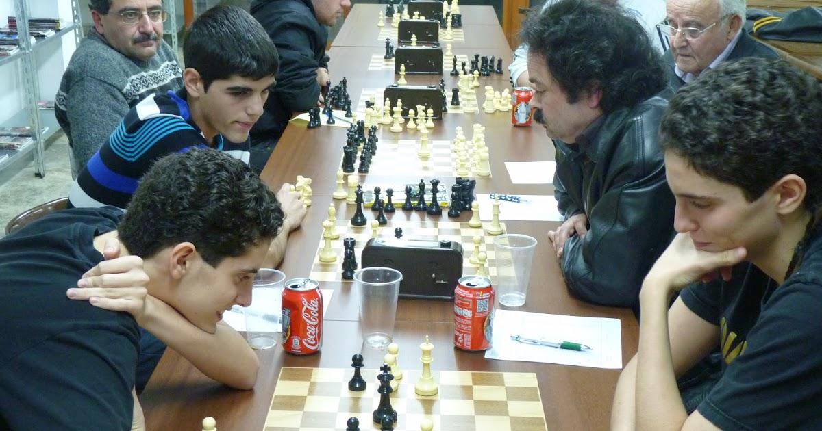 Campeonato de España de ajedrez 2012 se decidir en la última ronda