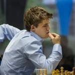 carlsen ronda 2 Chess masters Bilbao - Sao Paulo 2012