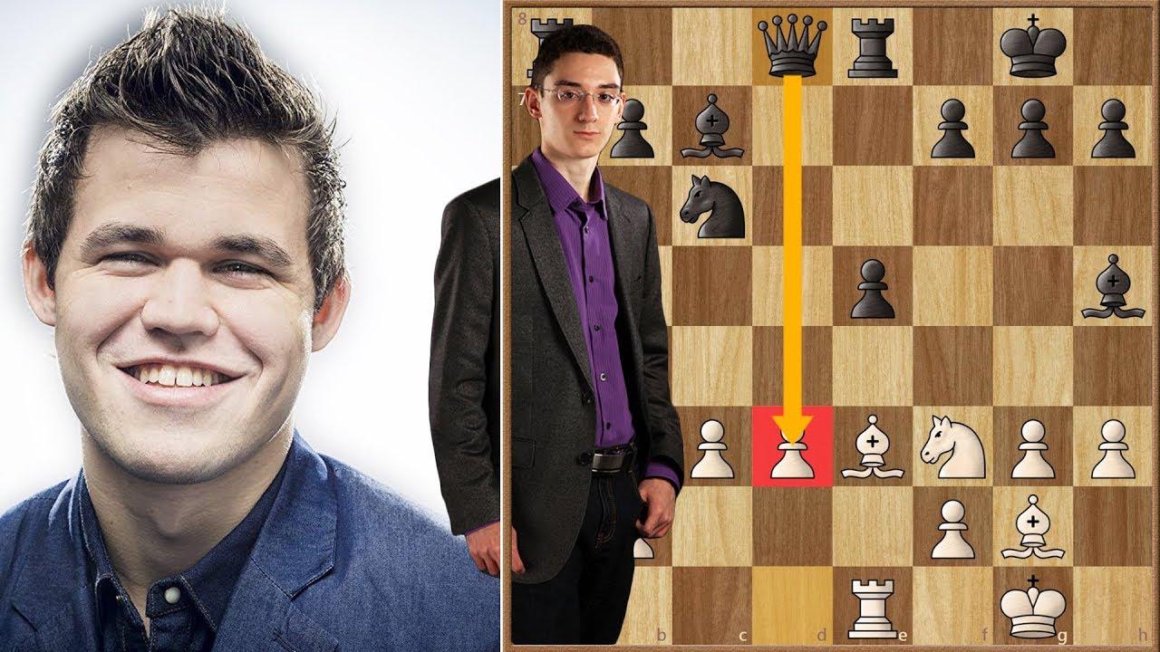 carlsen ronda 2 Chess masters Bilbao – Sao Paulo 2012