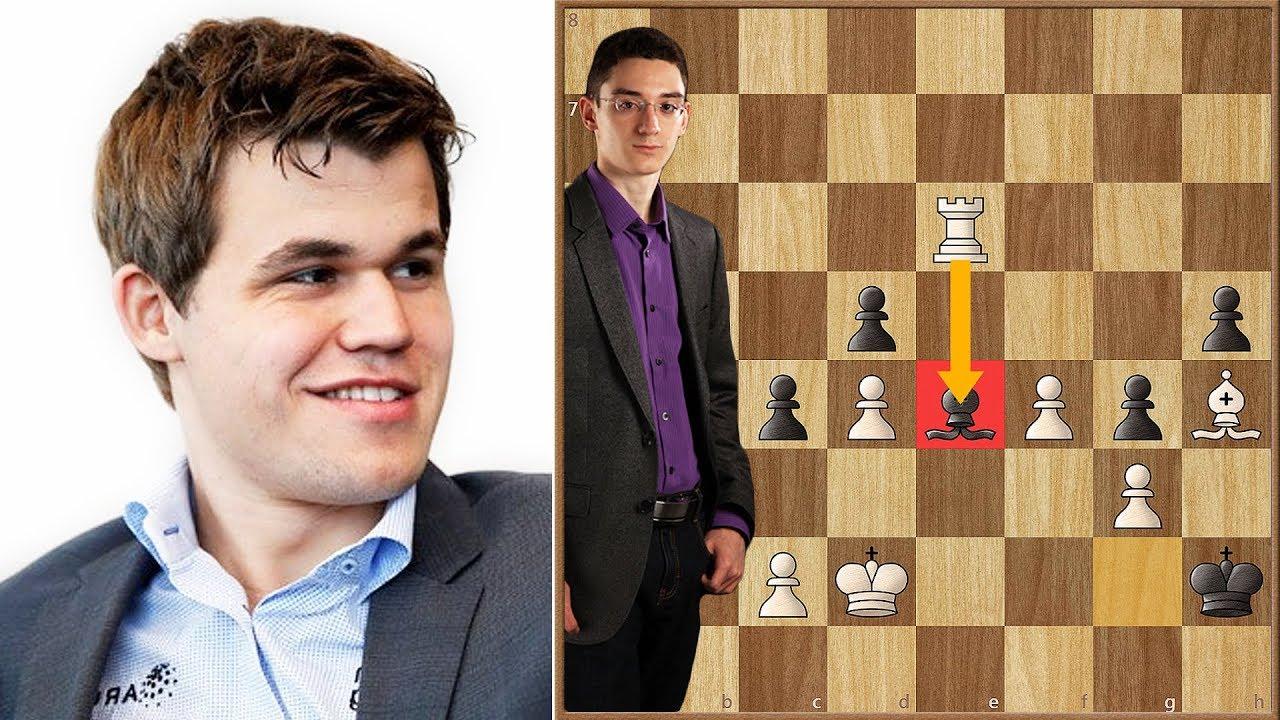 caruana carlsen chess masters bilbao 2012