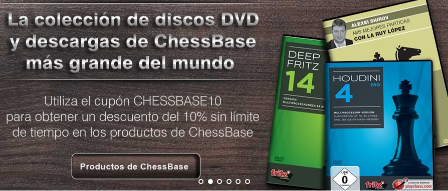 Productos Chessbase
