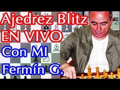 Clases de ajedrez internet  jugando con el Campeón de España de 2011