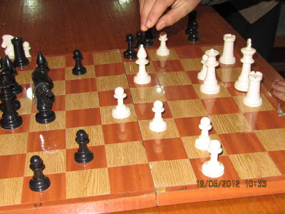 Clases de ajedrez para poner en práctica en 2013
