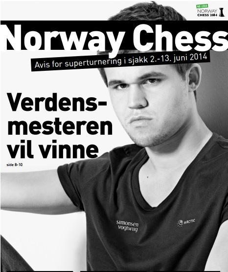 CARLSEN noruega 2014