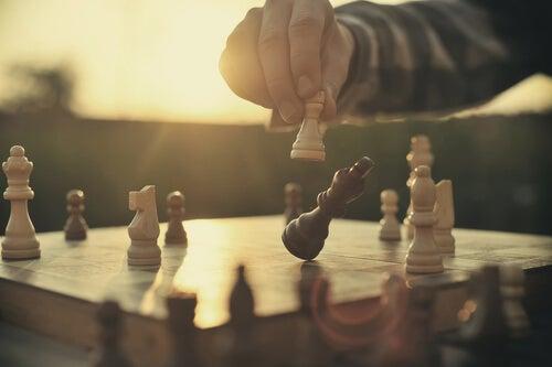 El ajedrez como tratamiento psicológico