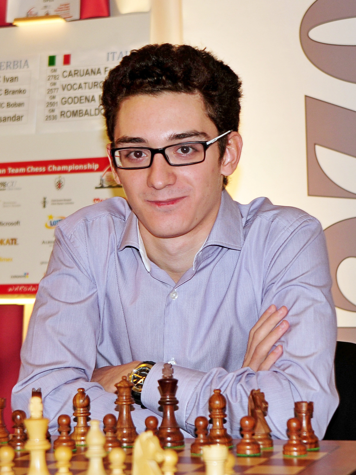 Fabiano Caruana gana el Torneo Zurich Chess Challenge 2013