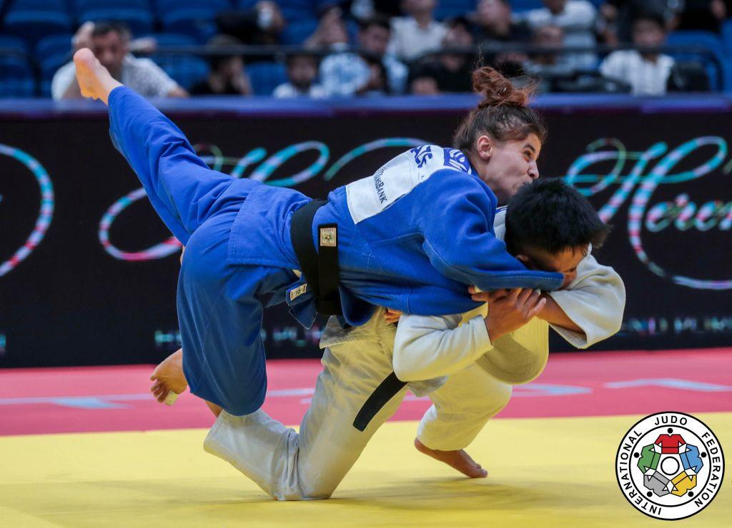 Grand Prix Tashkent 2012 Segunda y tercera ronda