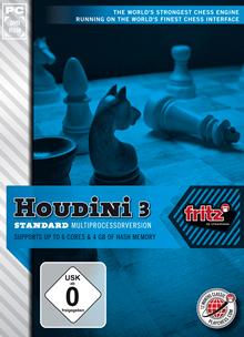 houdini 3 programa de ajedrez