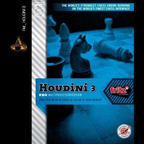 Houdini 3 Standard y PRO Versión para multiprocesadores