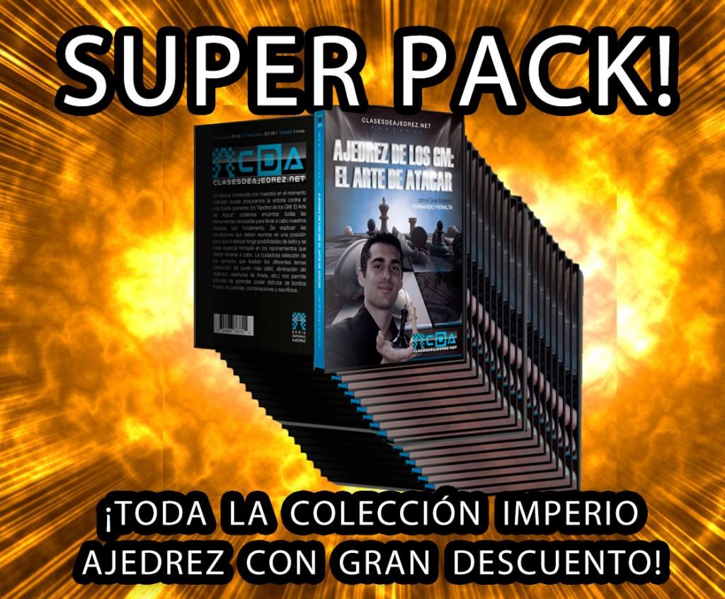 DVDs de Ajedrez - Imperio Ajedrez