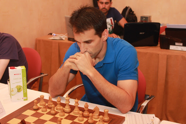 Julen Arizmendi nuevo Campeón de España de ajedrez 2012