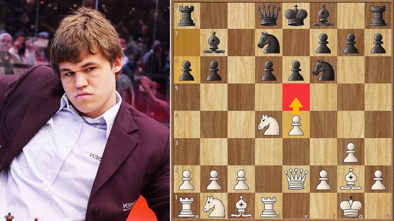 Kariakin pensando en bilbao chess masters 2012