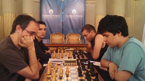 Lapota ajedrez 2014
