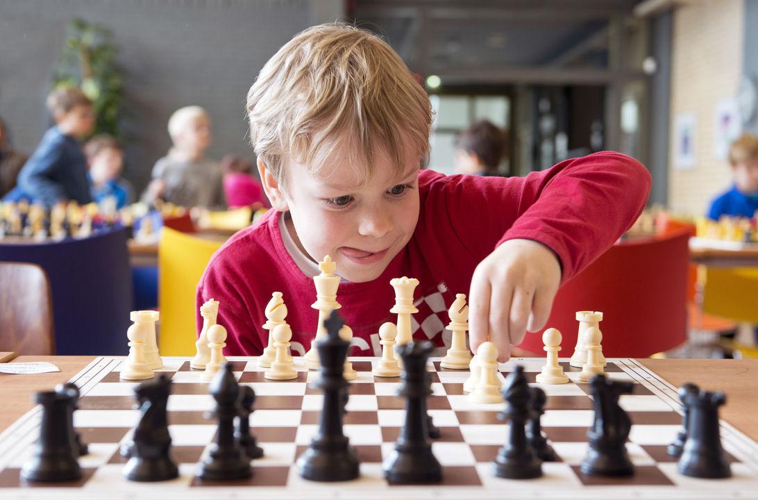 Los beneficios del ajedrez en los más pequeños