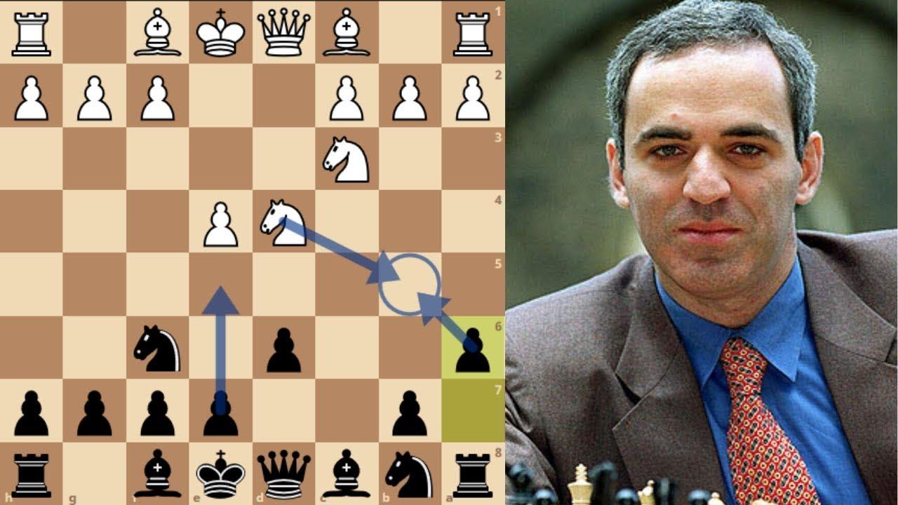Los inicios de Garry Kasparov en el Ajedrez