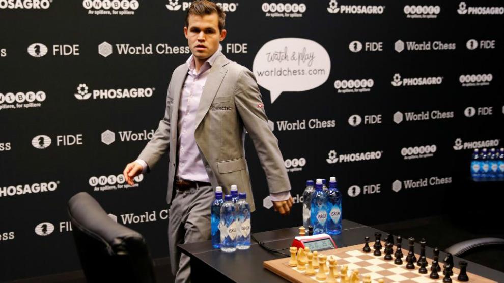 Magnus Carlsen gana el Torneo de ajedrez clásico de Londres 2012
