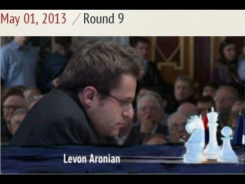 Memorial Alekhine 2013 Aronian gana el Memorial Alekhine ajedrez 2013