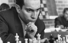 Ajedrecista Mikhail Tal