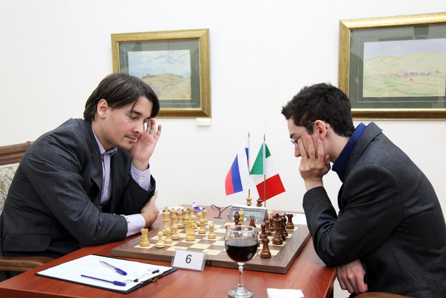 morozevich-caruana grand prix ajedrez 2012 tashkent