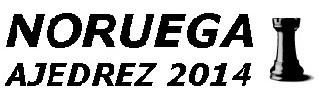 Ajedrez noruega2014