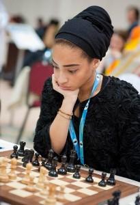 Olimpiada femenina ajedrez 2012