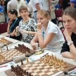 Rusia, campeonas de la Olimpiada femenina 2012 de Turquía